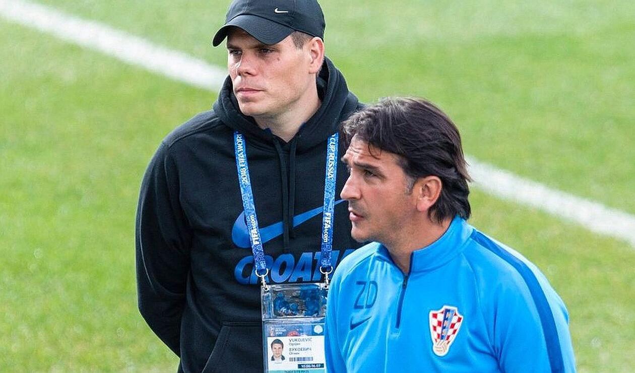 Ognjen Vukojevic ex asistente técnico Selección de Croacia