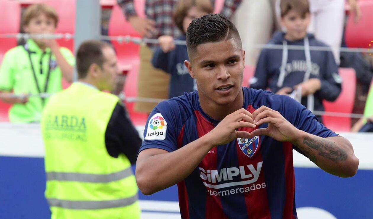 'Cucho' Hernández habló de la Selección Colombia
