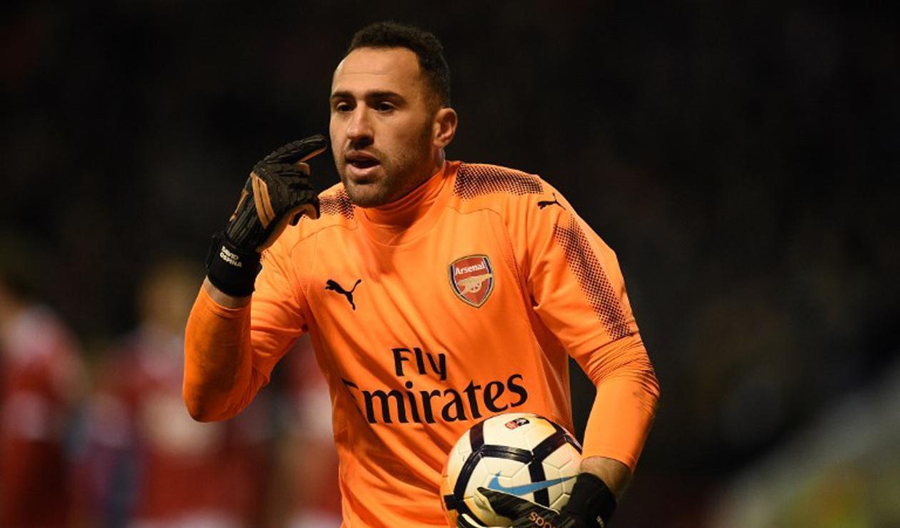 David Ospina tendría definida su salida del Arsenal