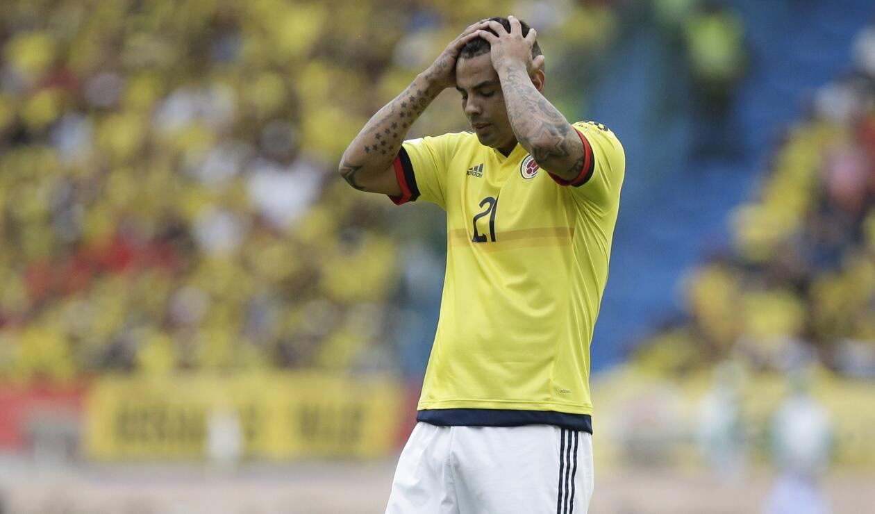 Edwin Cardona no fue convocado por José Pékerman a la Selección Colombia para Rusia 2018