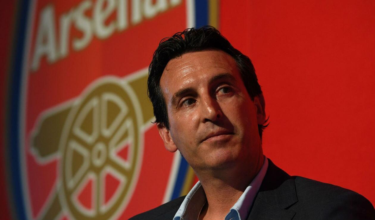 Unai Emery inció una nueva 'Era' en Arsenal, tras la salida de Wenger