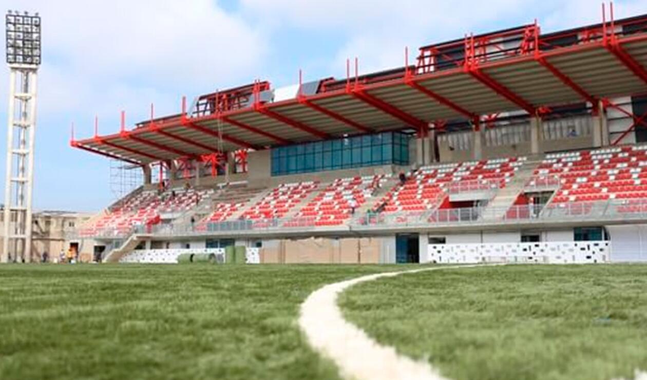 Estadio Julio Torres de Barranquilla