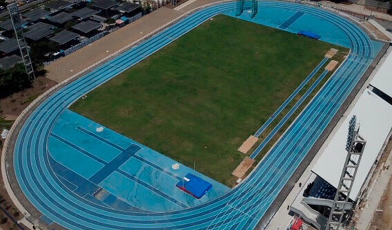 Estadio Rafael Cotes de Barranquilla