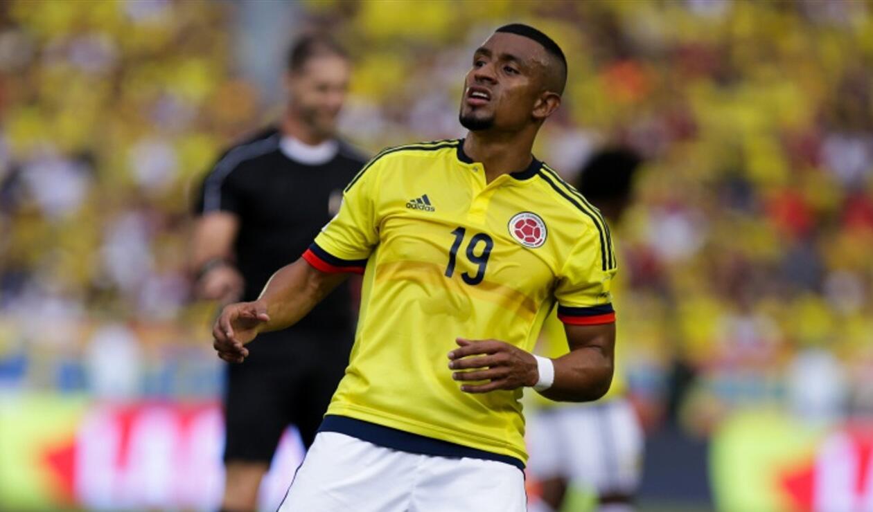 Farid Díaz, jugador colombiano