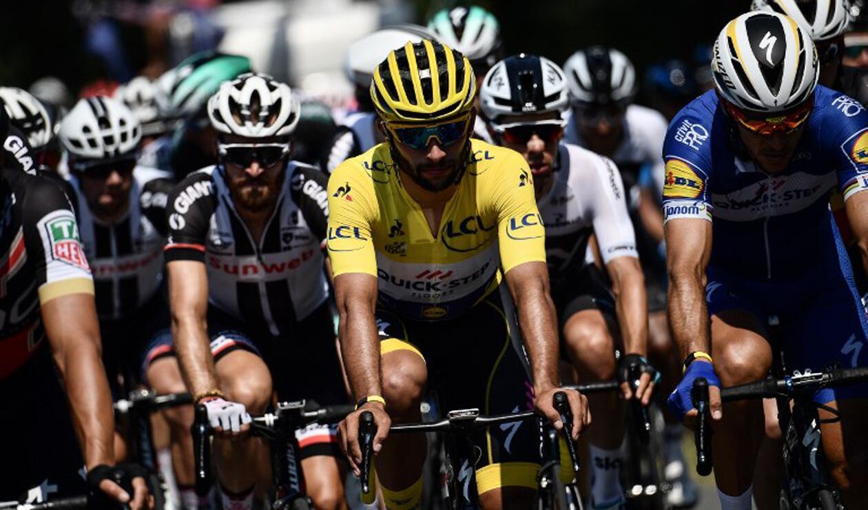 Fernando Gaviria irá por su segunda etapa del Tour de Francia