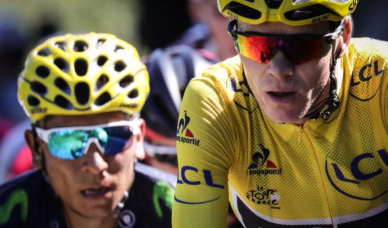 Chris Froome correrá el Tour de Francia 2018