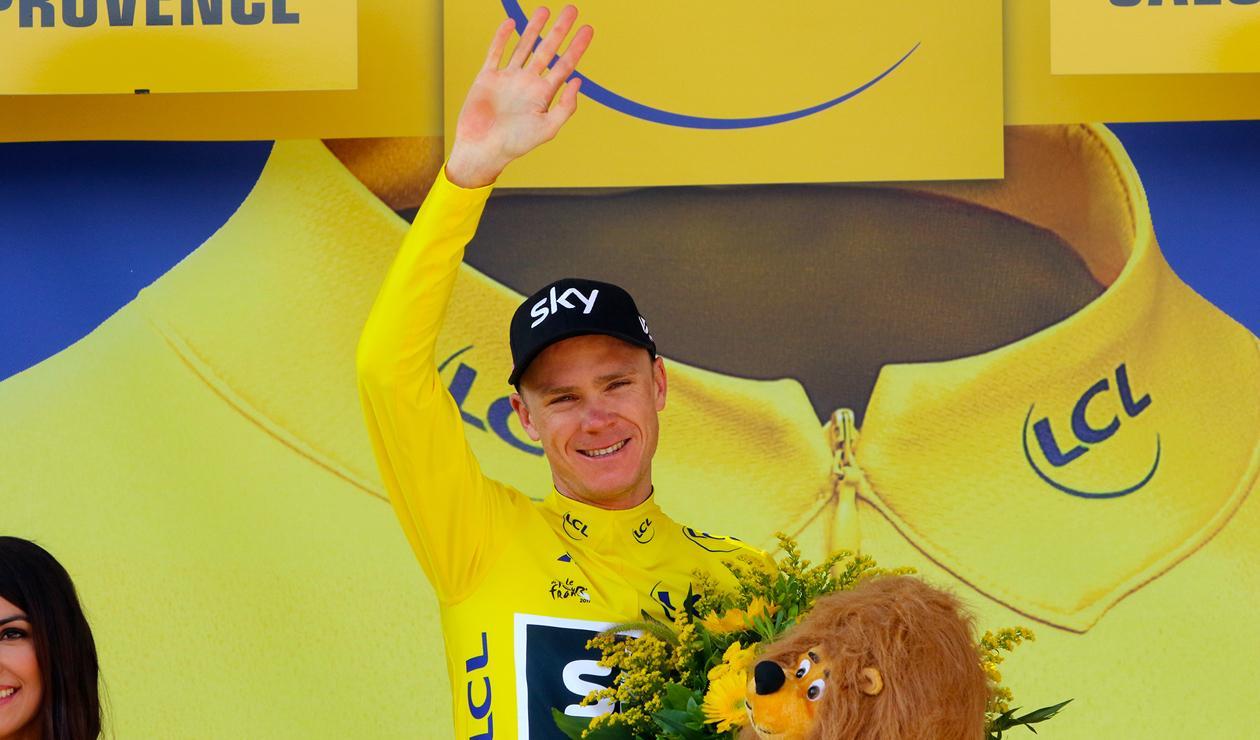 Froome iría por su quinto título del Tour de Francia
