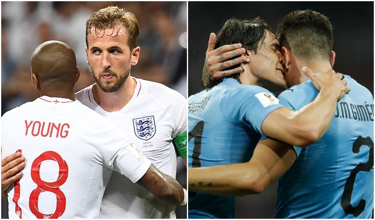 FIFA le impuso millonaria multa a Inglaterra y Uruguay