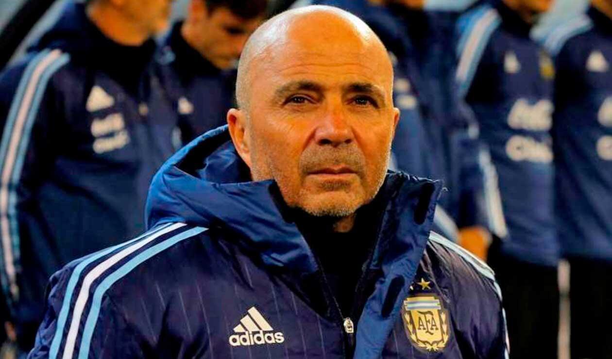 Jorge Sampaoli podría ser técnico técnico del Santos tras ser despedido en Argentina