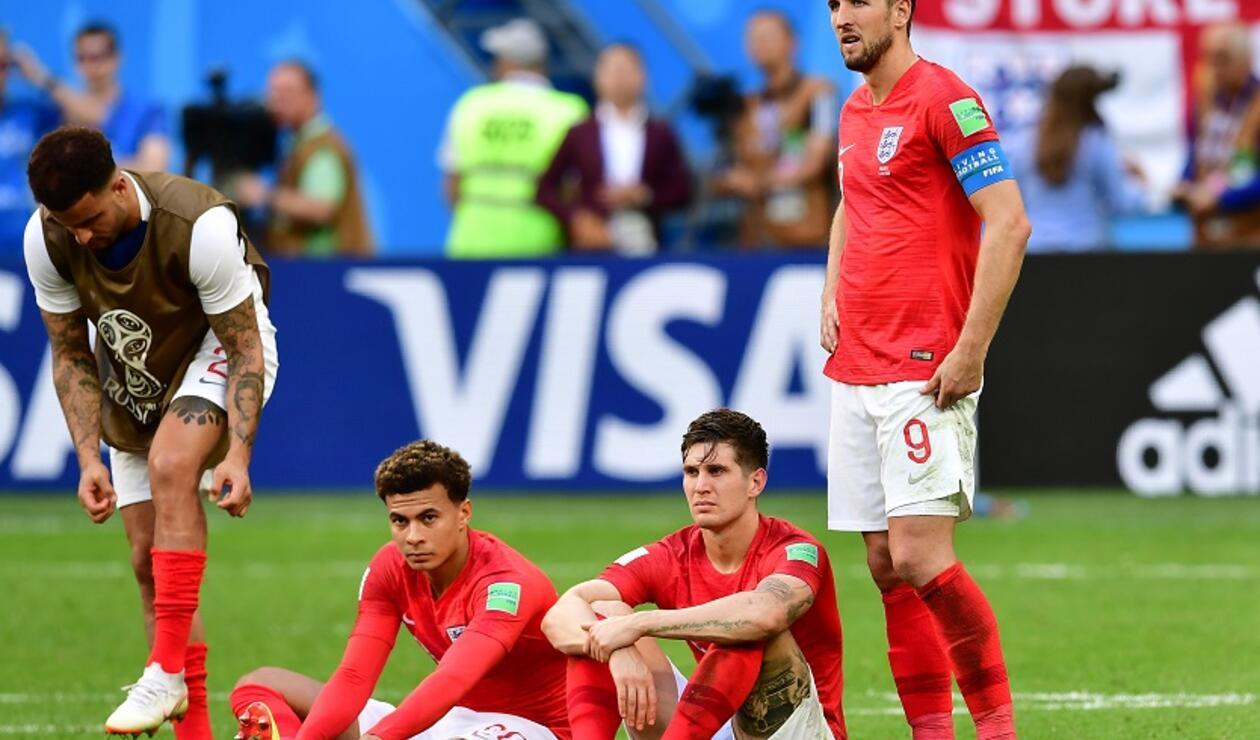 Jugadores de Inglaterra