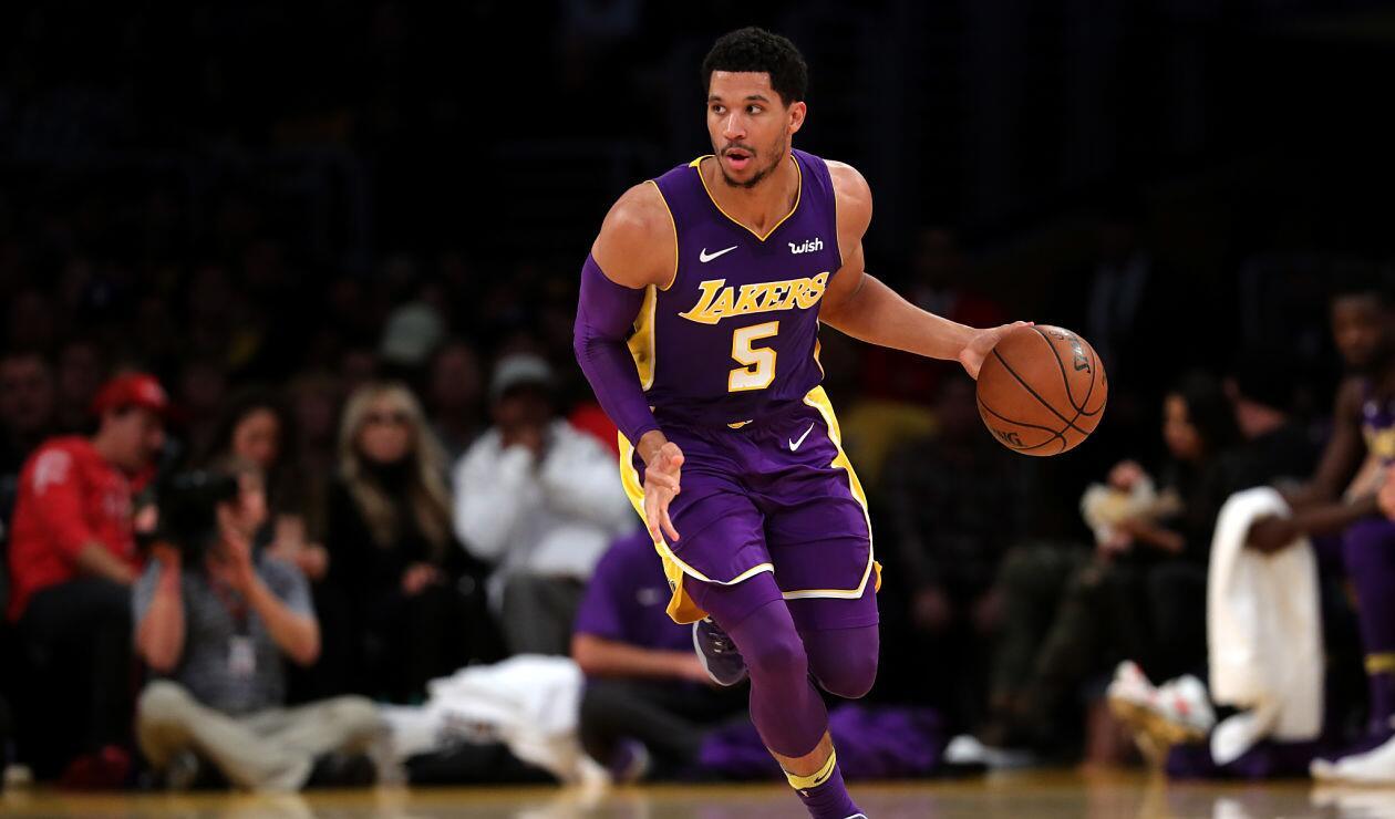 Josh Hart, escolta de Los Angeles Lakers