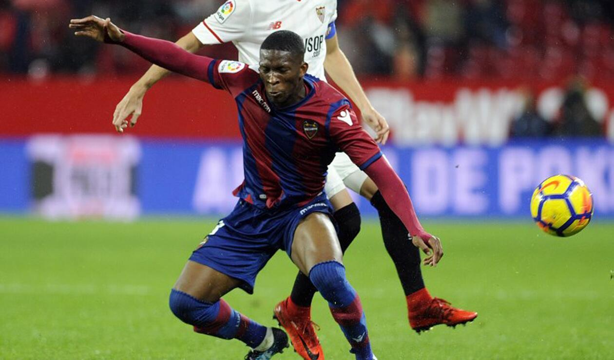 Levante rechazó una oferta de 25 millones de euros del Bournemouth por Lerma