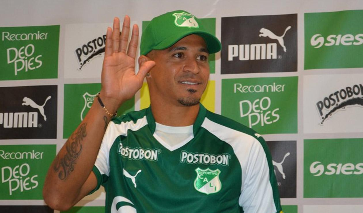 Macnelly Torres no podrá jugar el partido de ida de la segunda ronda de la Sudamericana con el Cali