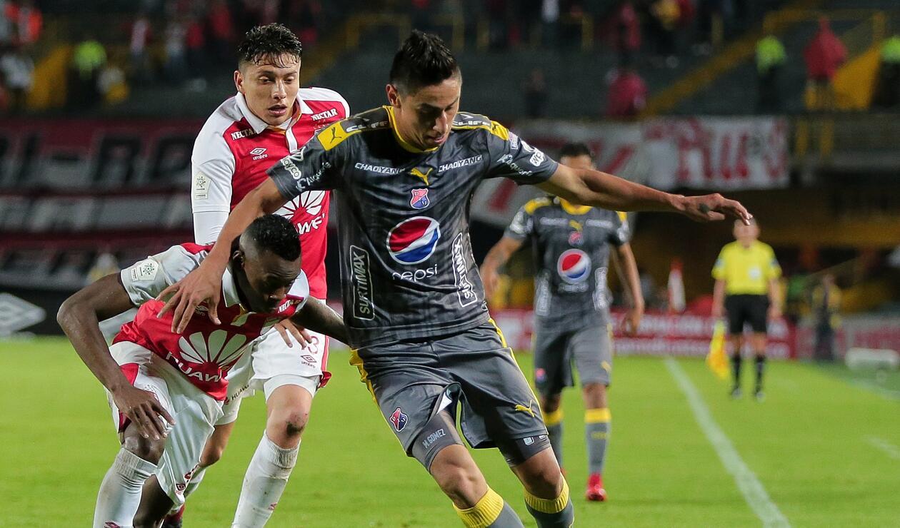 Mauricio Gómez deja al Medellín para jugar con Rionegro Águilas