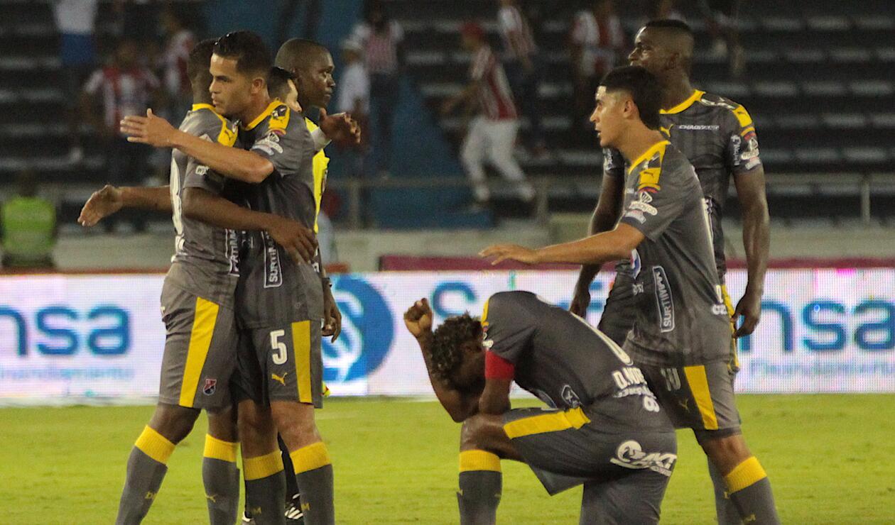 Jean Carlos Blanco es nuevo refuerzo del Independiente Medellín