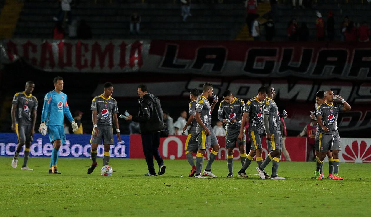 Yorley Mena saldría del Medellín para reforzar al Once Caldas