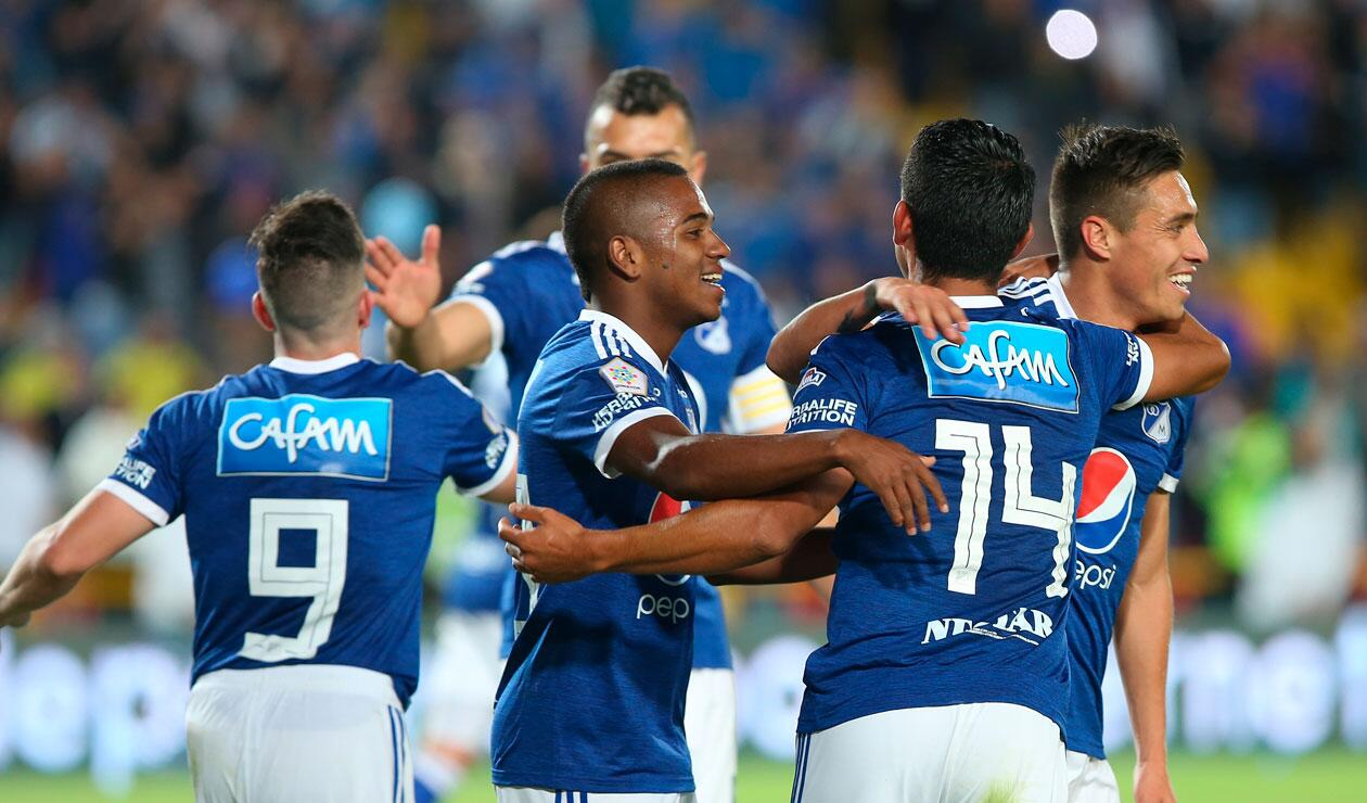 Millonarios sueña con ser protagonista en la Copa Sudamericana