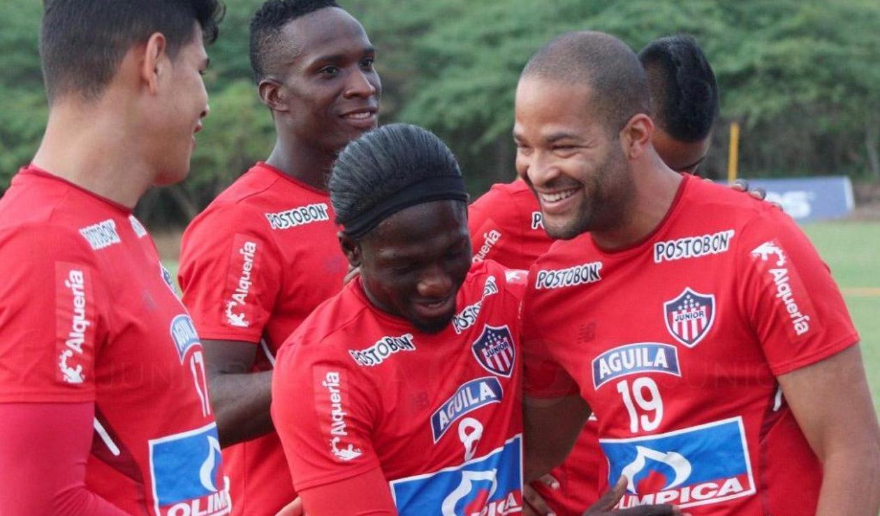 Alberto Rodríguez no se iría aún de Junior de Barranquilla