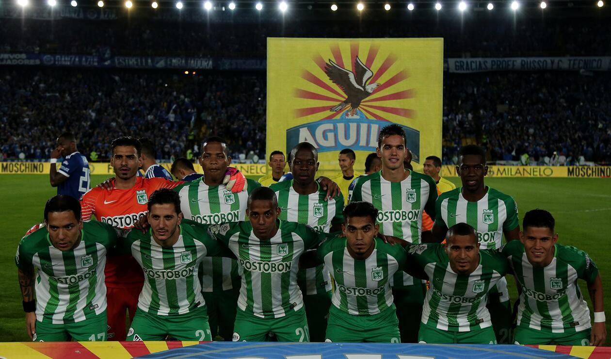 Atlético Nacional anunció la salida de uno de los jugadores más importantes del equipo