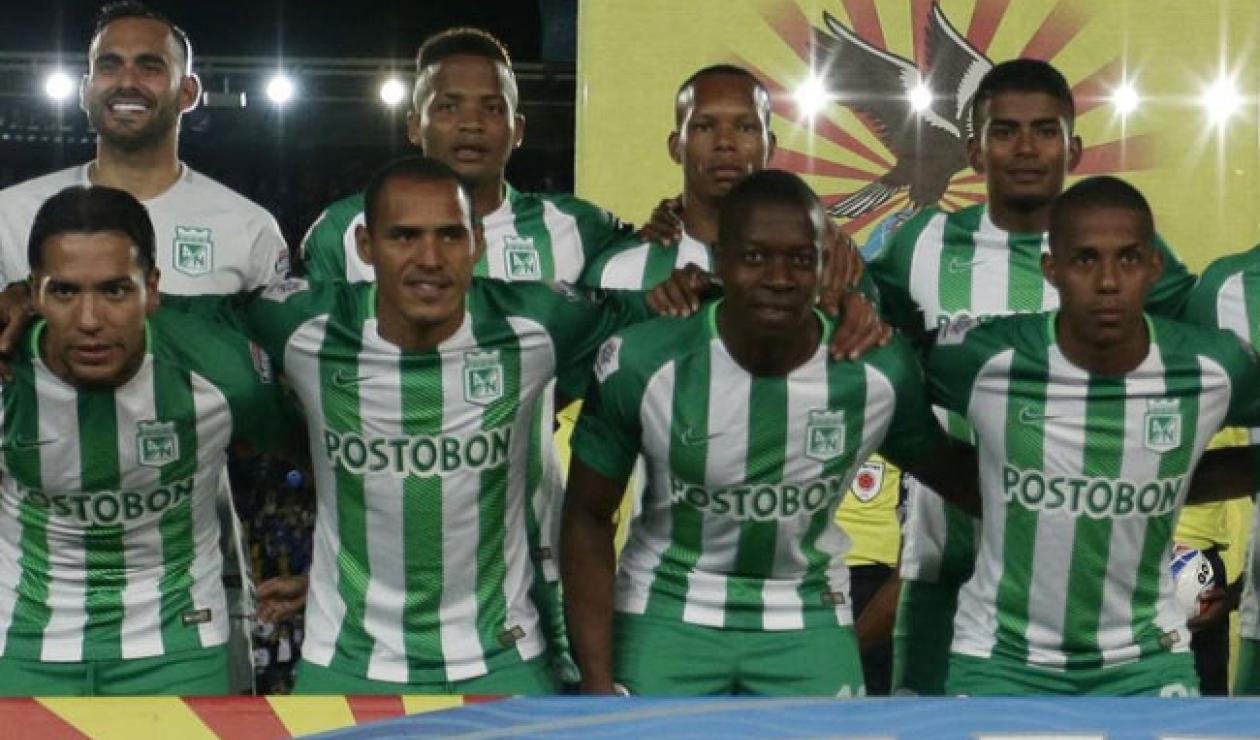 Atlético Nacional se alista para enfrentar al Deportivo Cali en la próxima fecha