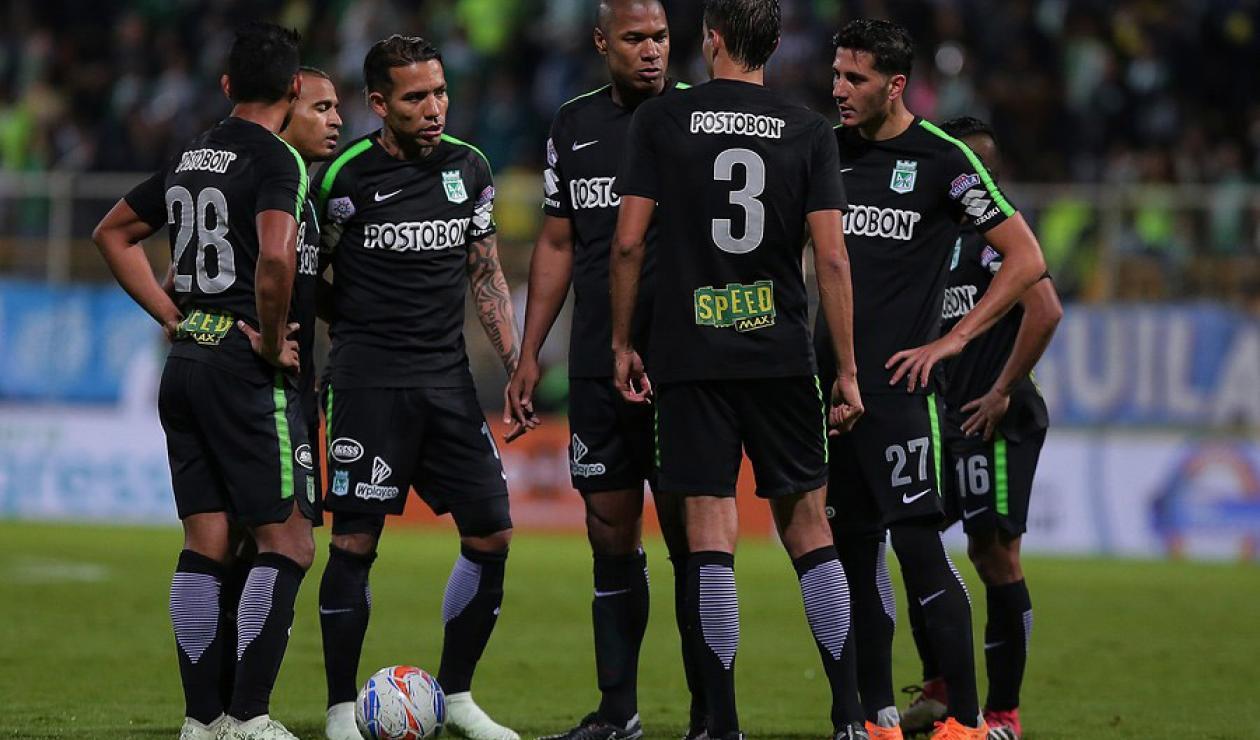 Atlético Nacional confirmó varias bajas para el segundo semestre