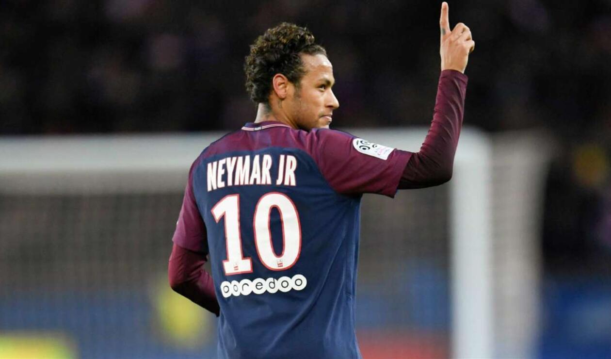 Neymar se quedaría en el PSG esta temporada
