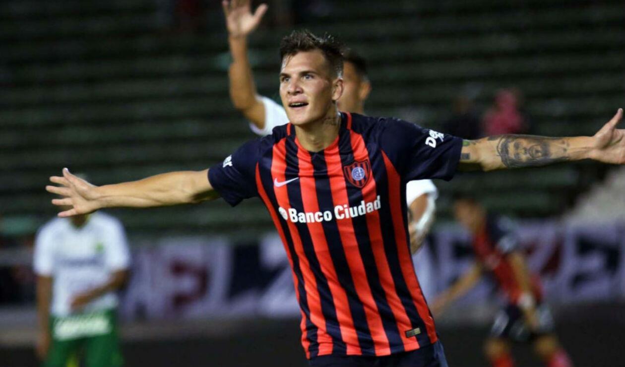 Nicolás Reniero podría ser refuerzo de Atlético Nacional
