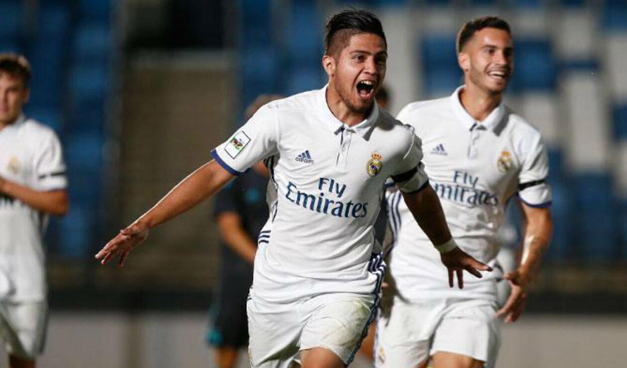 Corinthians negocia con el Real Madrid la cesión de Sergio Díaz ...