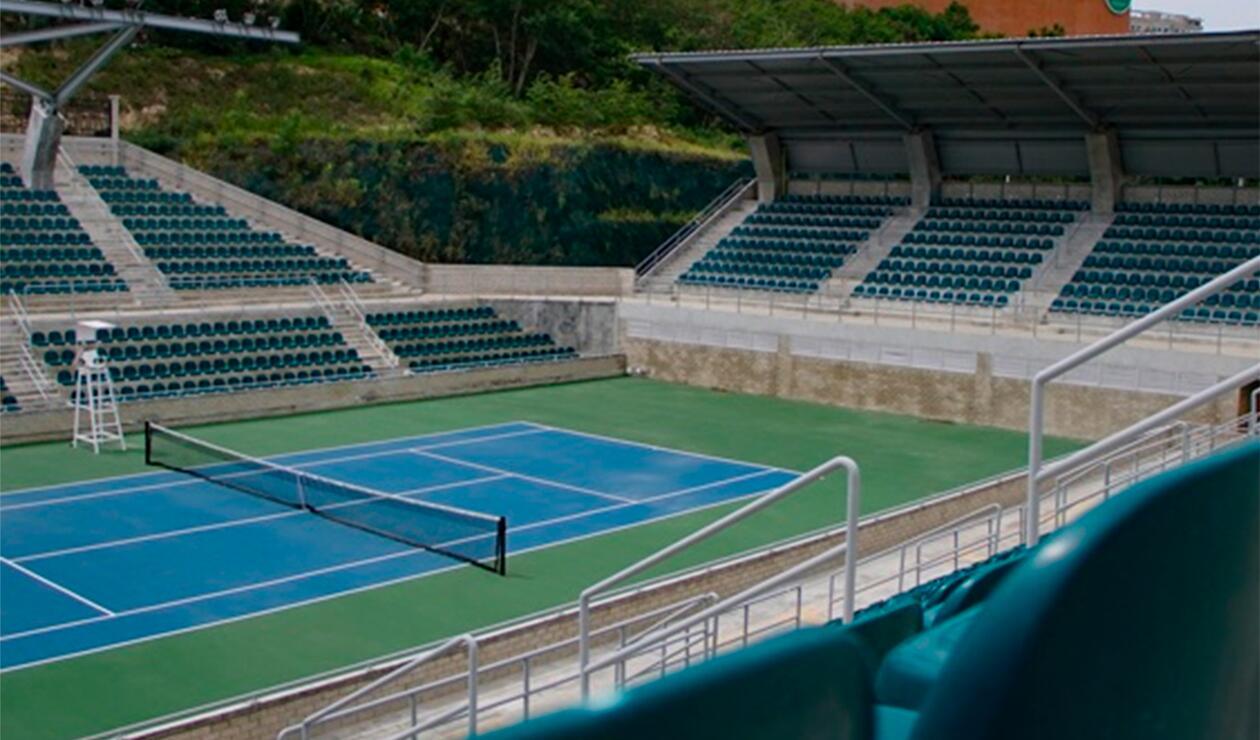 Parque Distrital de Raquetas de Barranquilla