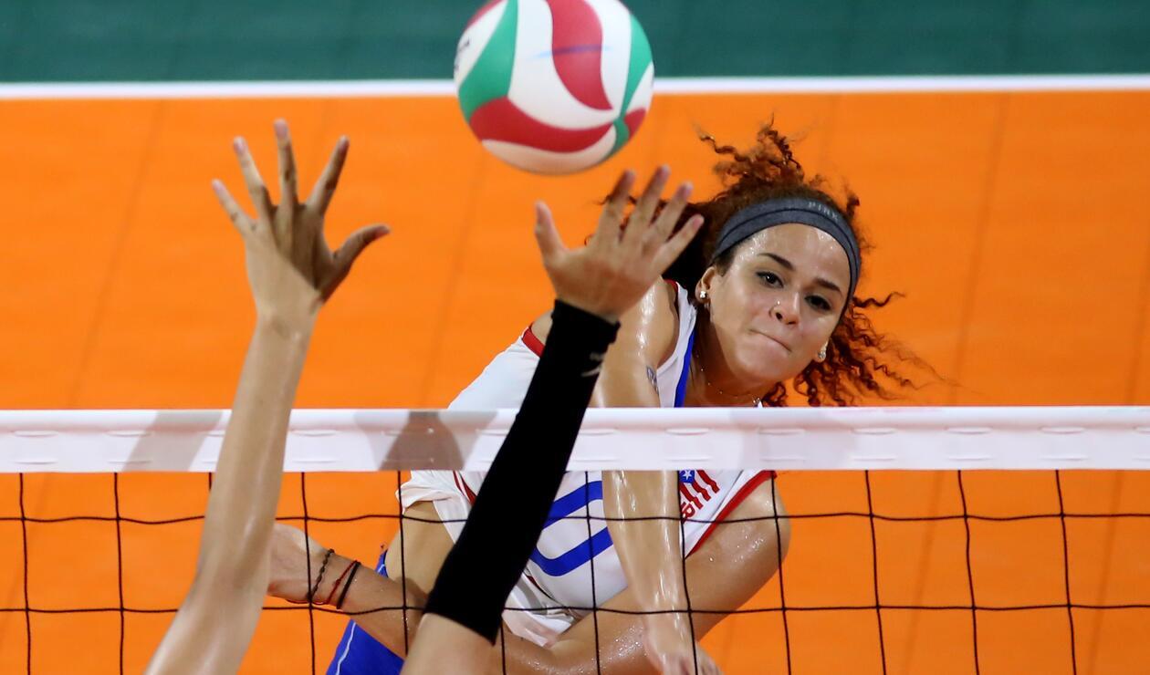 Puerto Rico alcanzó sobre el final del juego puntos decisivos para alzarse con la medalla de bronce