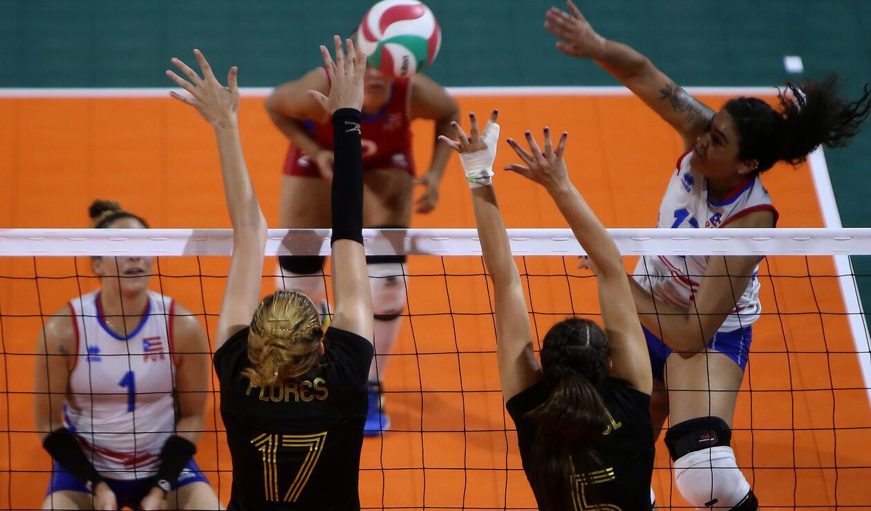 Puerto Rico y México emocionaron al público barranquillero en su lucha por el bronce centroamericano