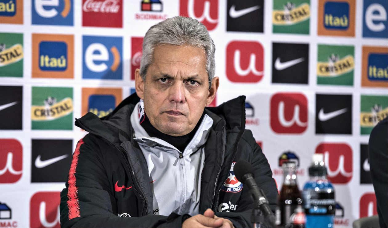 Reinaldo Rueda confirmó que seguirá siendo el técnico de la Selección de Chile