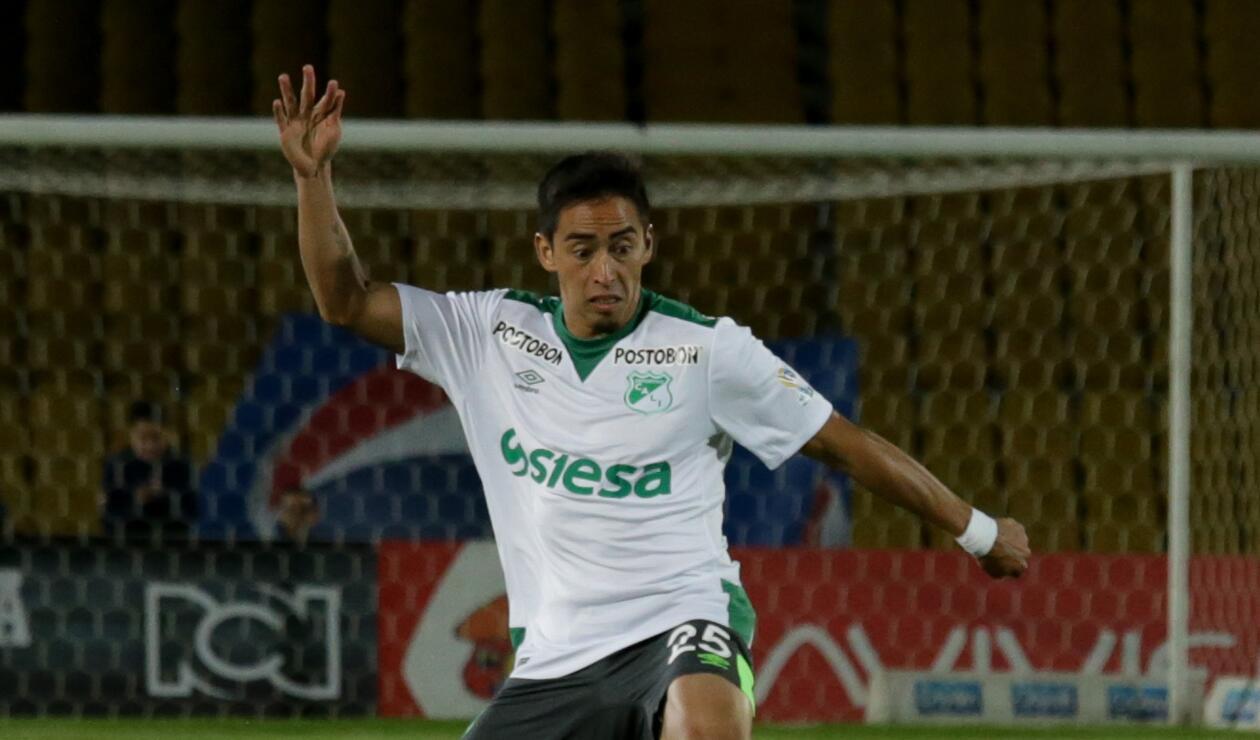 Deportivo Cali tendría listo el reemplazo de Fabián Sambuenza