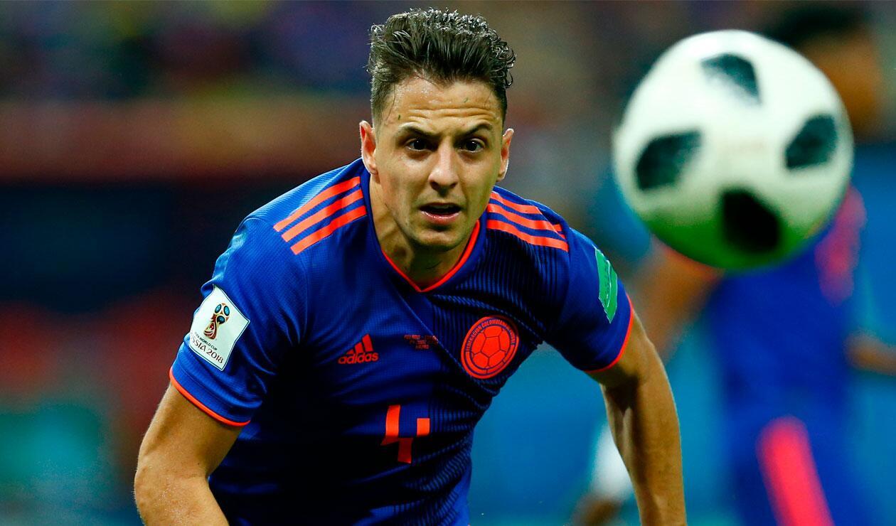 Santiago Arias, jugador de la Selección Colombia