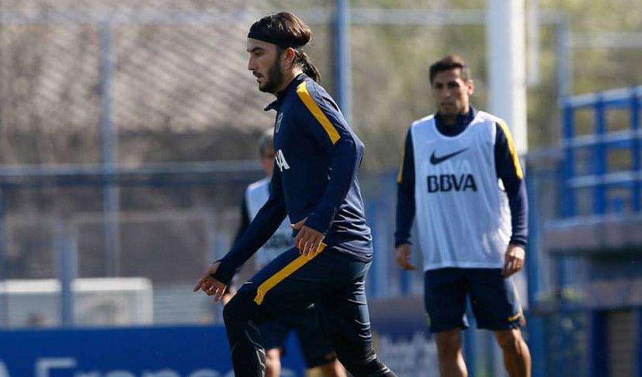 Sebastián Pérez no continuará en Boca Juniors y busca equipo