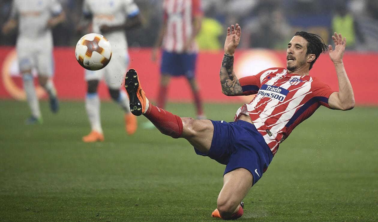 Sime Vrsaljko es cedido al Inter de Milan por el Atlético Madrid