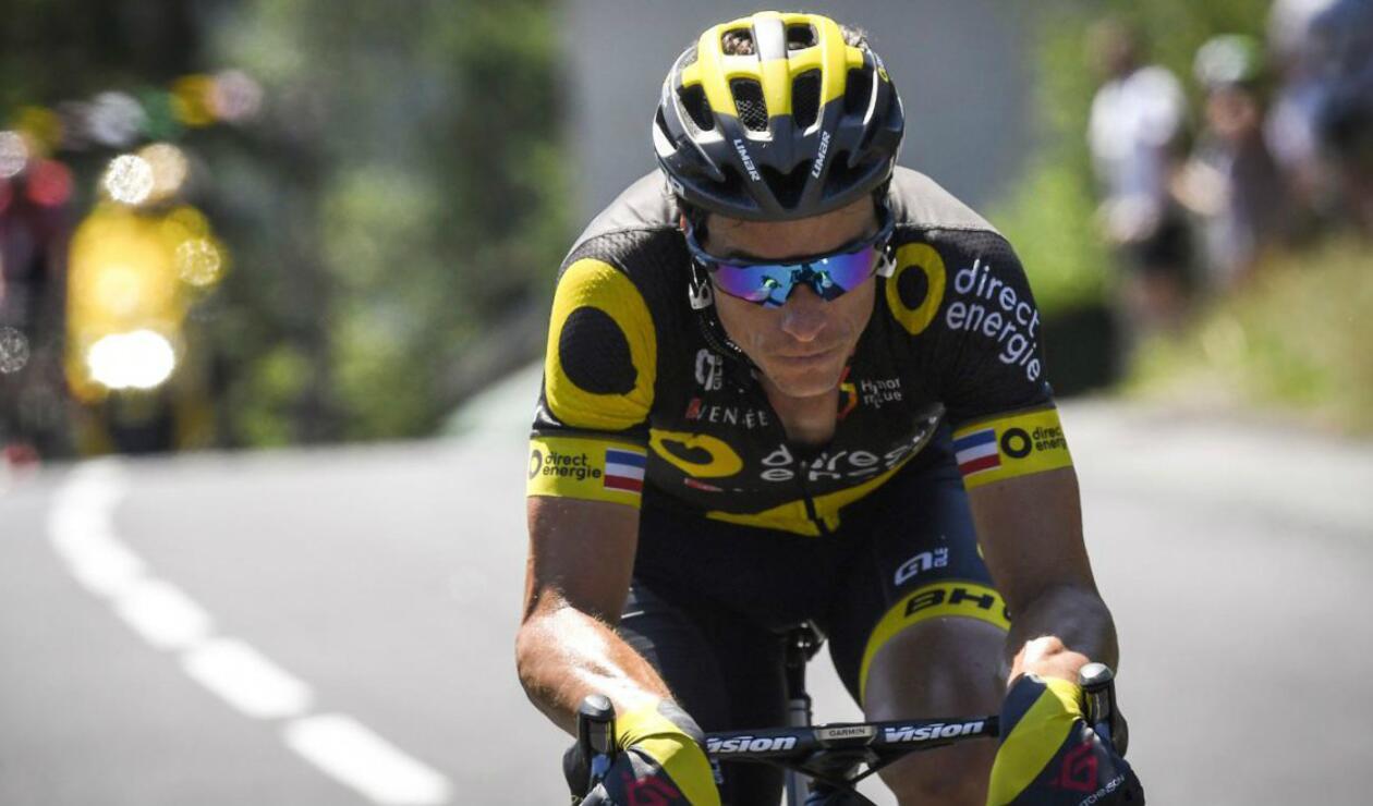Sylvain Chavanel, ciclista francés