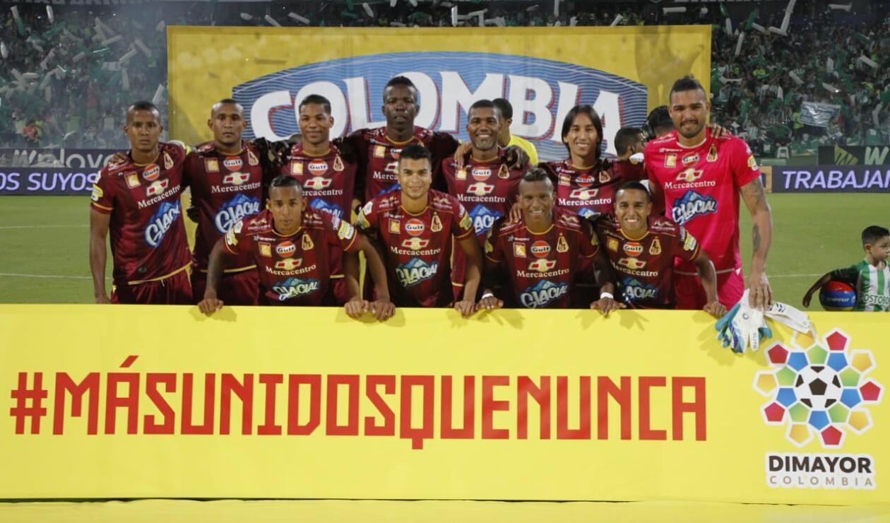 Tolima ficharía a Jorge Luis Ramos para reemplazar al delantero Ángelo Rodríguez