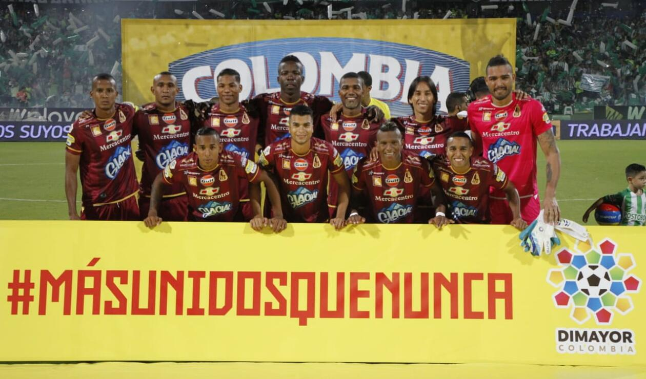 Deportes Tolima confirmó el reemplazo del delantero Ángelo Rodríguez
