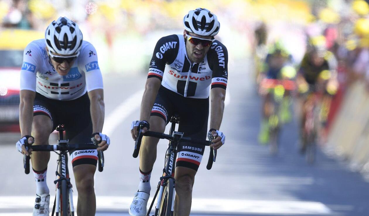 Tom Dumoulin Team Sunweb
