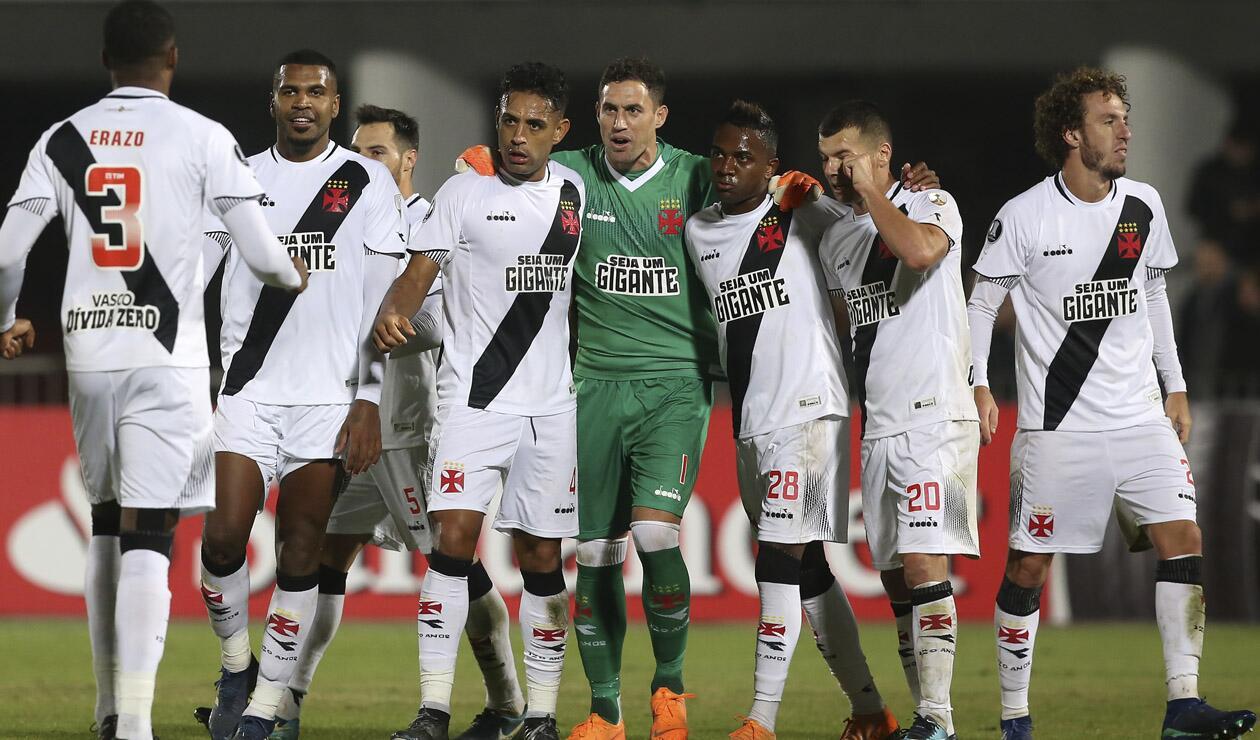 Vasco da Gama en la Copa Libertadores 2018