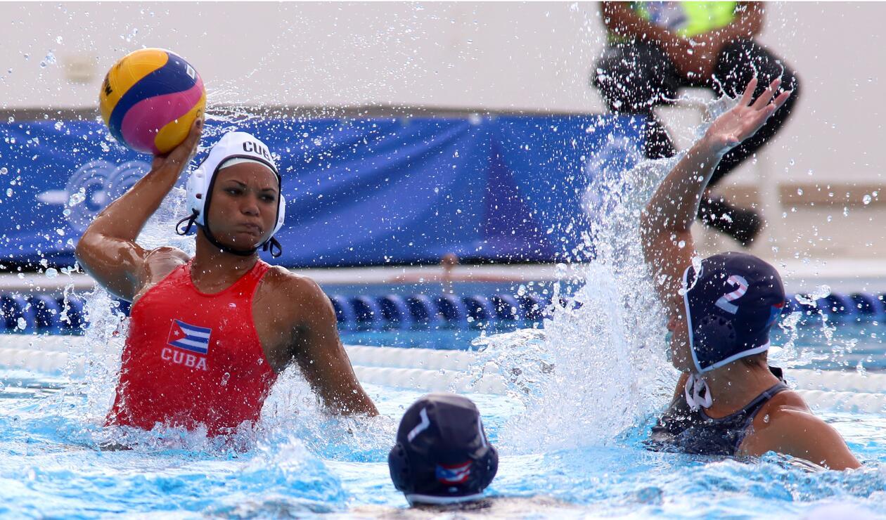 Cuba vs Puerto Rico - Waterpolo