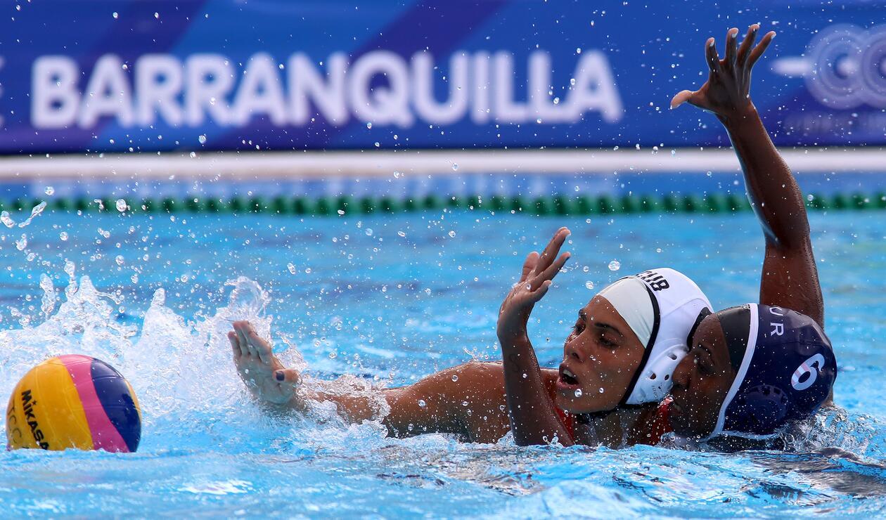 Waterpolo: Cuba vs Puerto Rico
