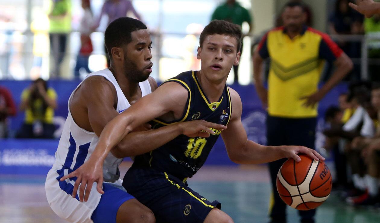 Puerto Rico se llevó el oro en la final de baloncesto en los Juegos Centroamericanos y del Caribe Barranquilla 2018