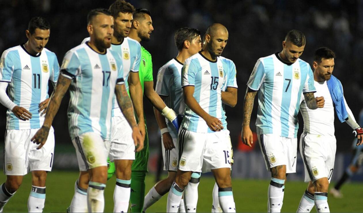 Selección Argentina, después de amistoso previo al Mundial