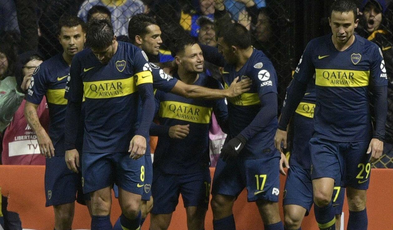 Boca Juniors - Copa Libertadores 2018