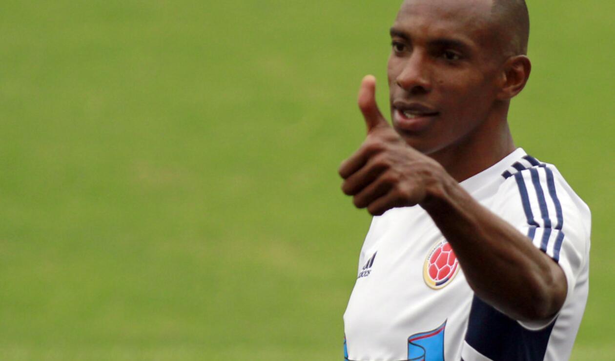 Luis Amaranto Perea, ex futbolista colombiano
