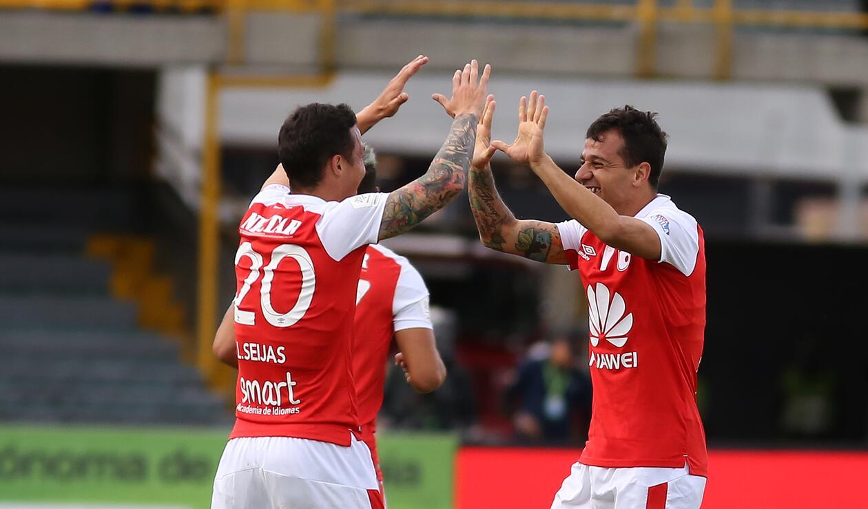 Independiente Santa vs Bucaramanga