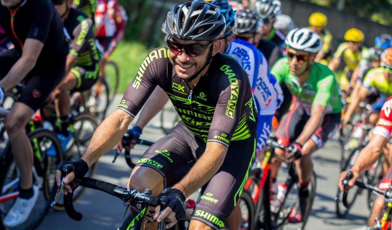 José Serpa, corredor Team GW Shimano