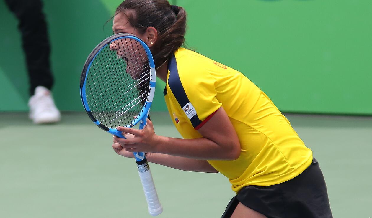 María Camila Osorio Oro Tenis Centroamericanos
